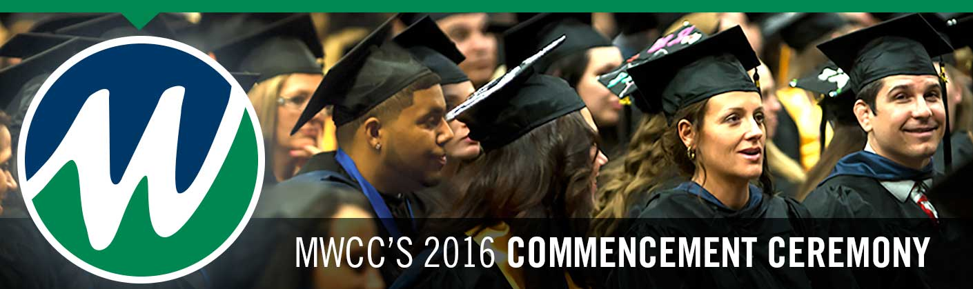 MWCC 51st Commencement - Header